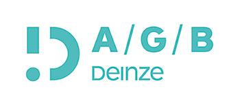 Logo AGBDeinze Positief CMYK
